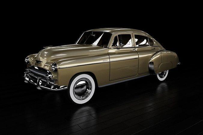 Fleetline Deluxe 1950