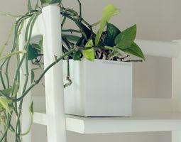 003e - Planter - Large Cuboid - 3D print model