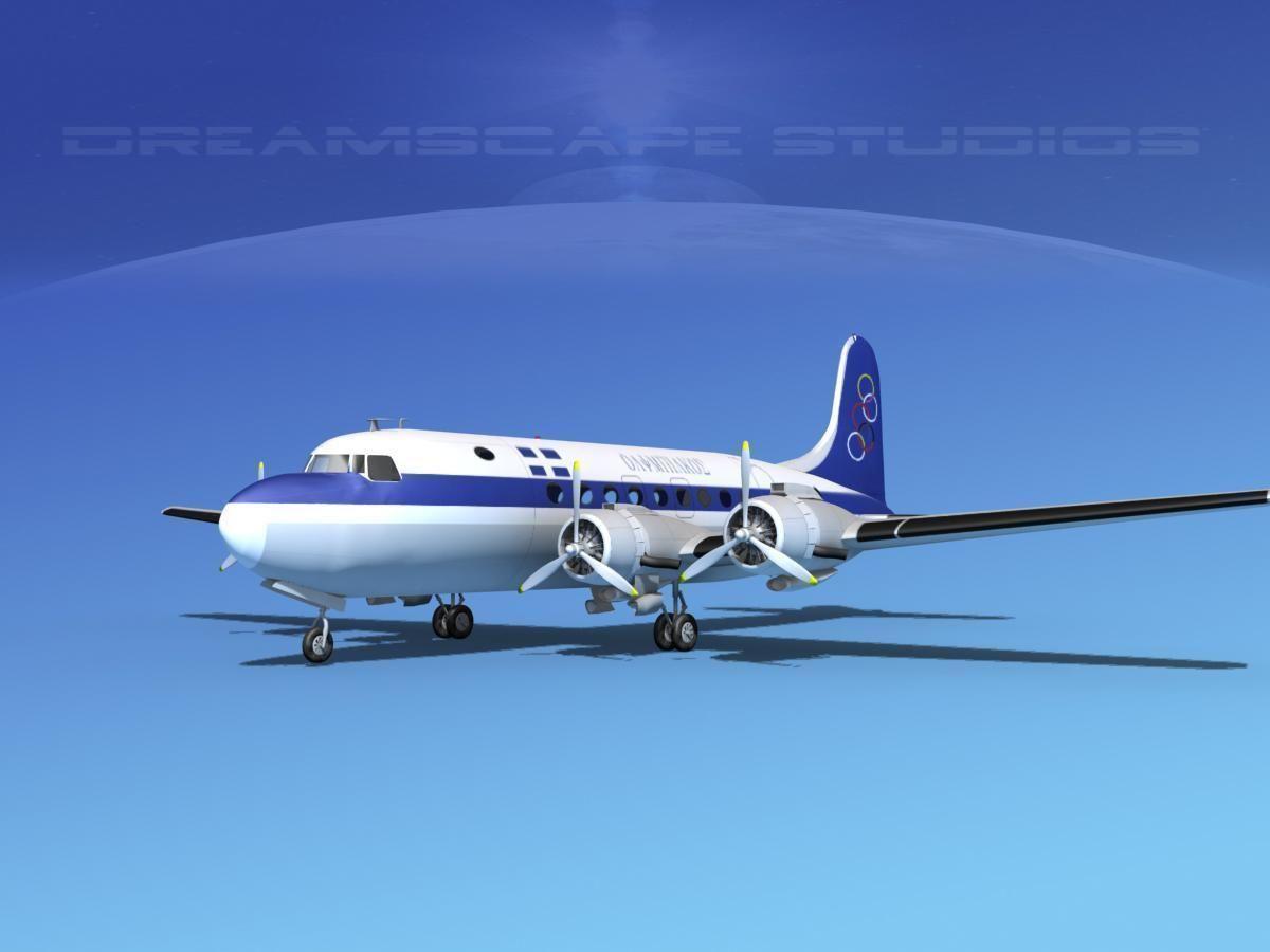 Douglas DC-4 Olympic