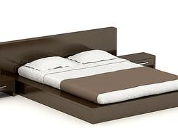 Retro Model Bed