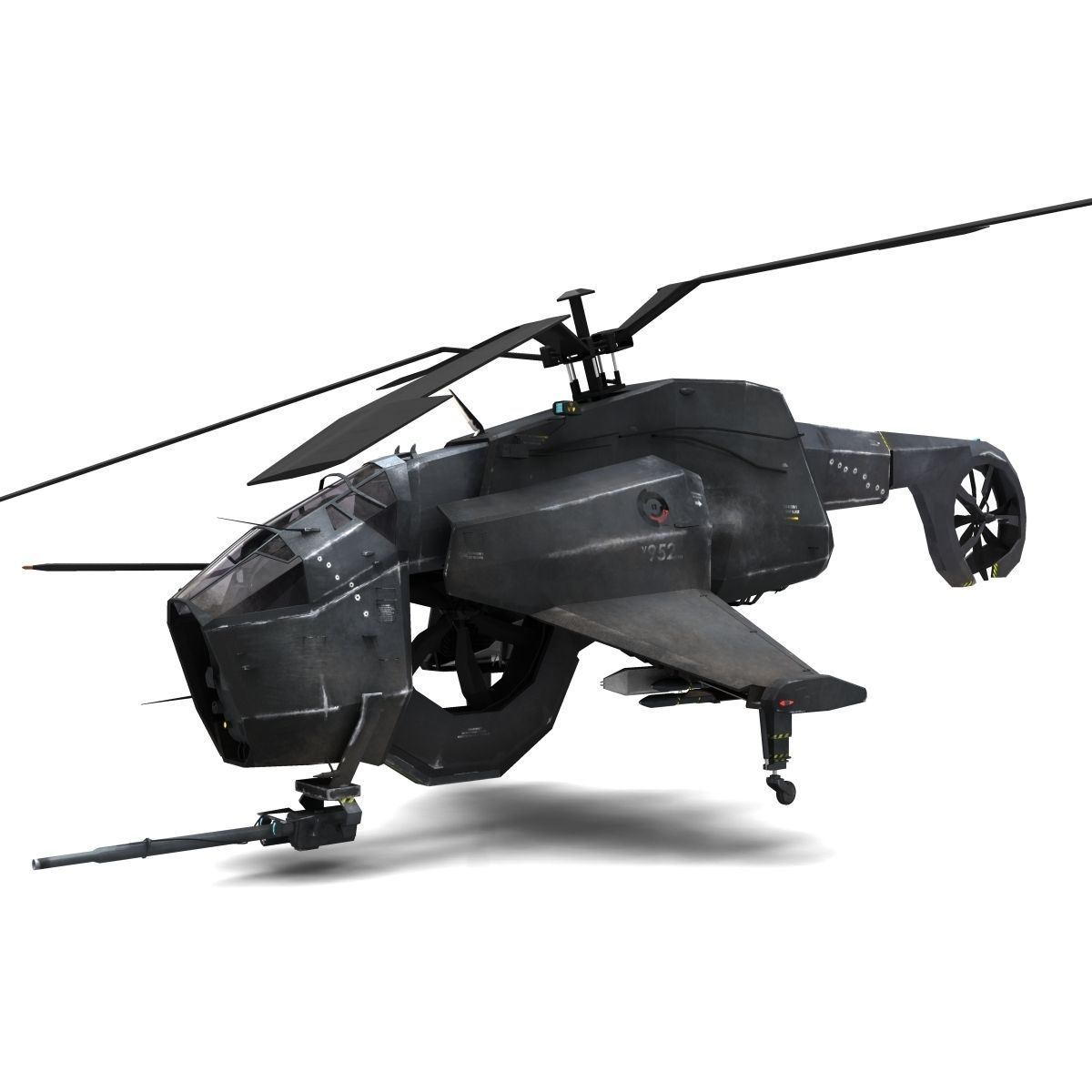 Combine Helicopter - Hunter-Chopper
