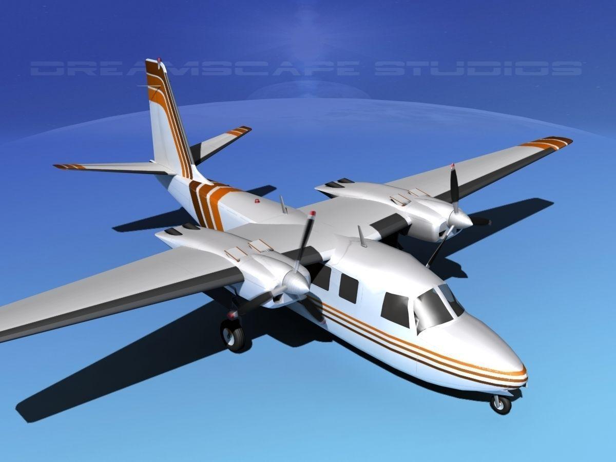 Rockwell Aero Commander 560 V14