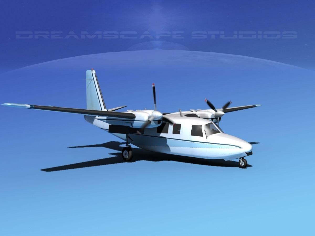 Rockwell Aero Commander 560 V18