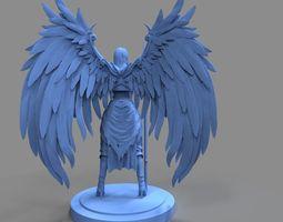 degree Angel 3D