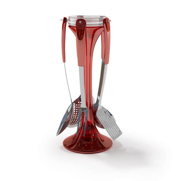 Superbe Kitchen Utensils Holder 3D Model