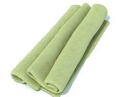3D model Sage Green Soft Towel