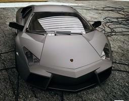 Lamborghini Reventon 3D