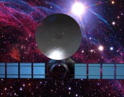 space probe 3d model obj 3ds