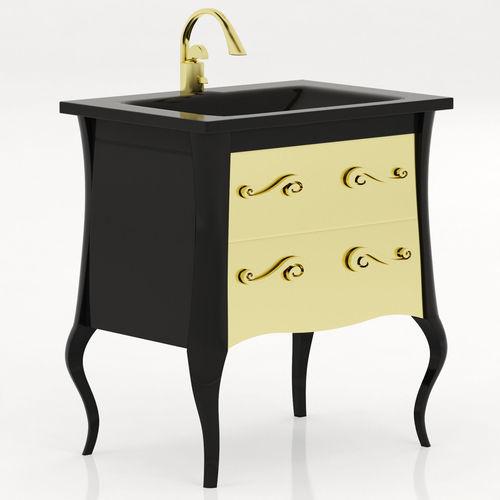 bathroom furniture 3 3d model max obj 3ds fbx mtl 1