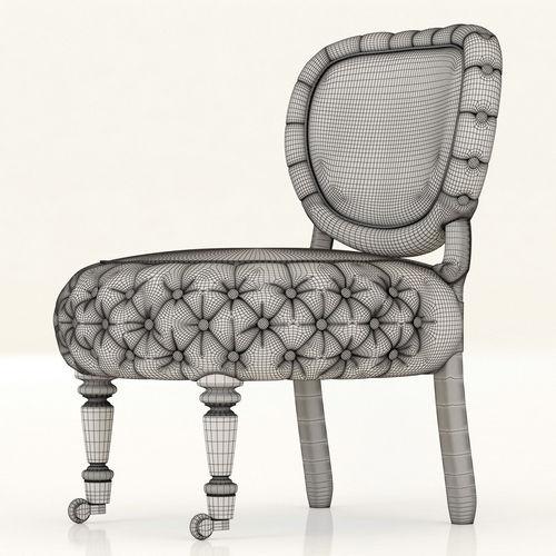 Barrio Puff Chair 3d Model Max Obj Fbx Mtl 12