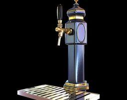 3D model Bar Beer Tap