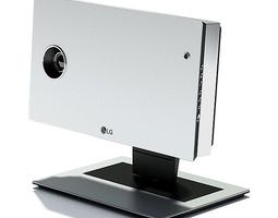 lg   digital camera 3d model max