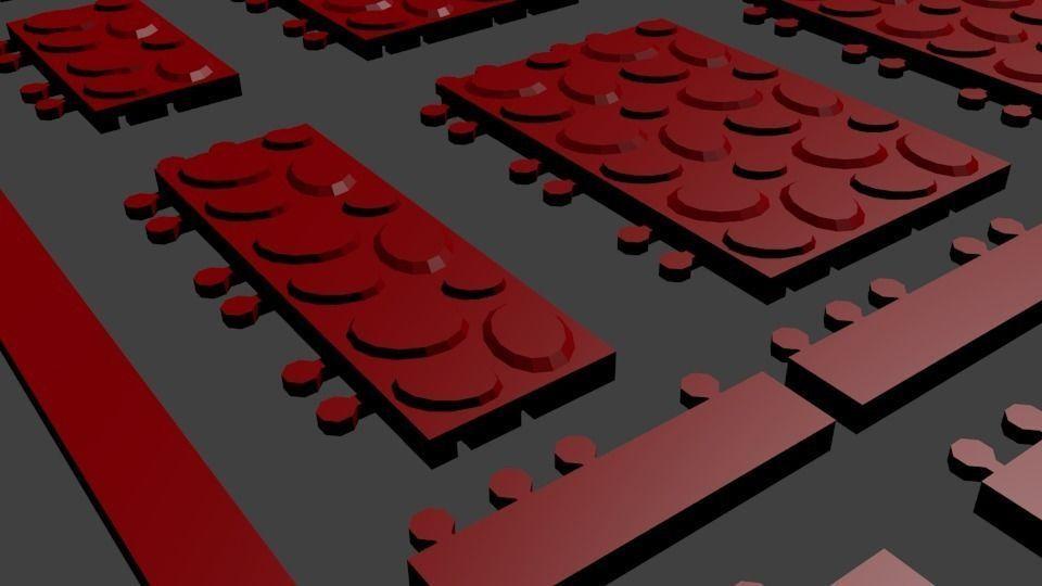 Printable Dnd Adventure Cobblestone Tiles 3d Model 3d