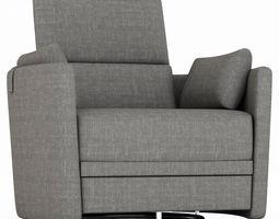 fama Venus armchair 3D