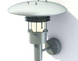 Garden Accessory Lamp 3D