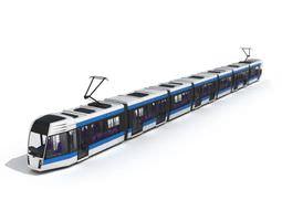 Train Bullet Train 3D model