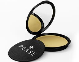 3D model Compact Mirror With Blush