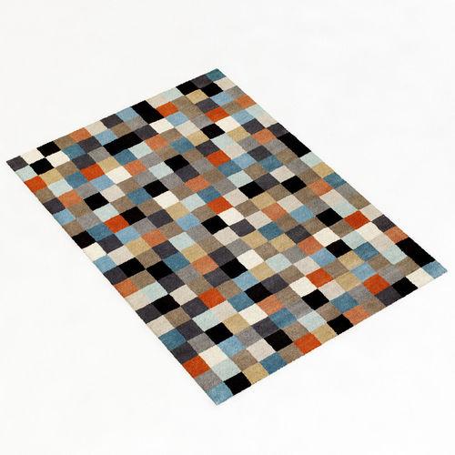 BoConcept Pixel Rug 3D Model