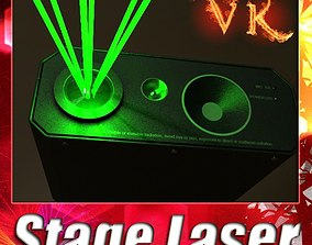 Laser Stage Light 06 3D