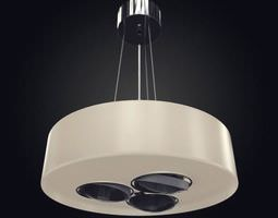ceiling-lamp 3D Ceiling Modern Lamp