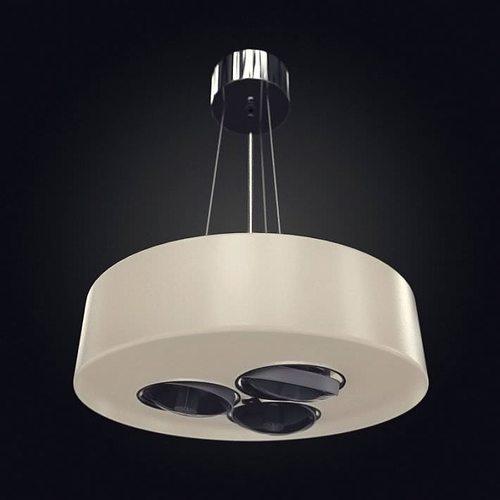 ceiling modern lamp 3d model obj mtl 1