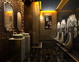 3D model Toilet other