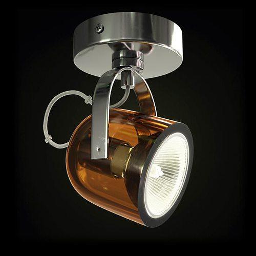 powerful ceiling lamp 3d model obj mtl 1