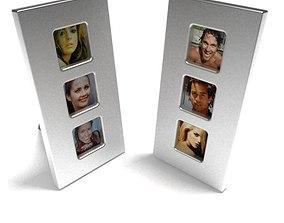 3D 3 Slot Picture Frame