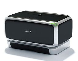 3d model canon printer and scanner