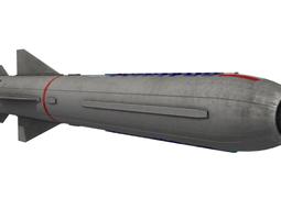 3d model brahmos