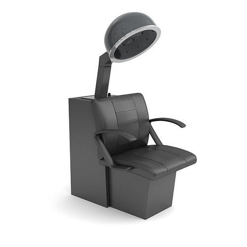 beauty salon chair 3d model obj 1