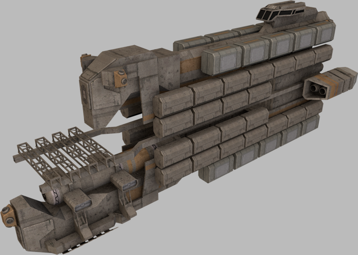 Cargo Freighter