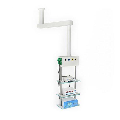 multi purpose hospital stand 3d model obj mtl 1