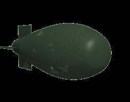 Mk5 Nuke 3D model