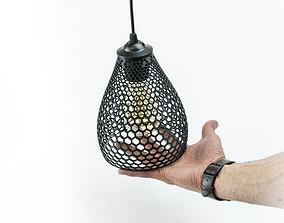 LampiON shade 3D printable model
