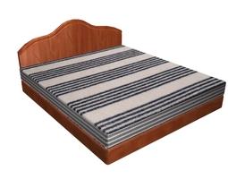 bed-room 3D Bed model