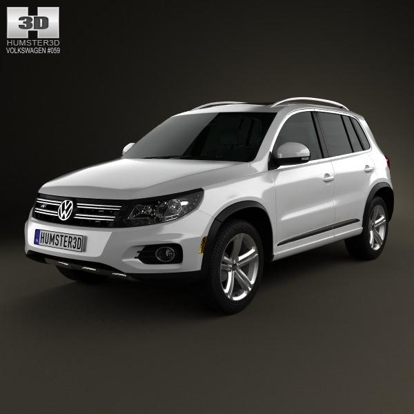 Tiguan R Line 2013. 2014 Volkswagen Tiguan R Line Autoblog