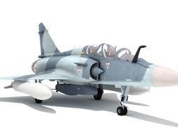 3D model Mirage 2000D