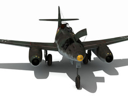 Me-262 3D