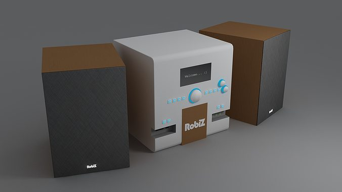 Custom Brand Stereo