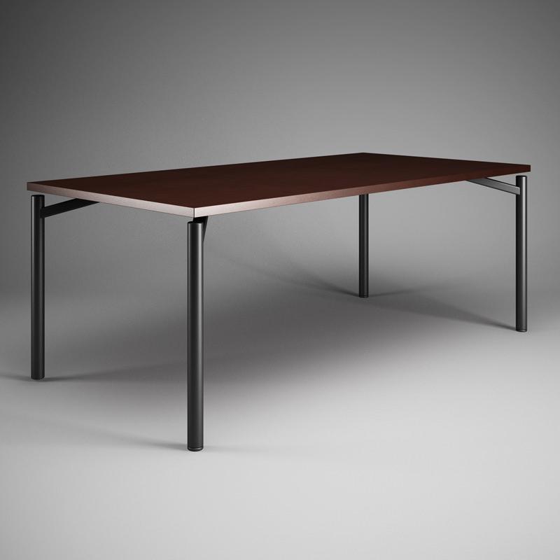Fantastic Office Furniture  01 Royaltyfree 3d Model  Preview No 1