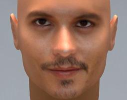 Johnny Depp 3D