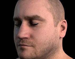 3D model Serge body
