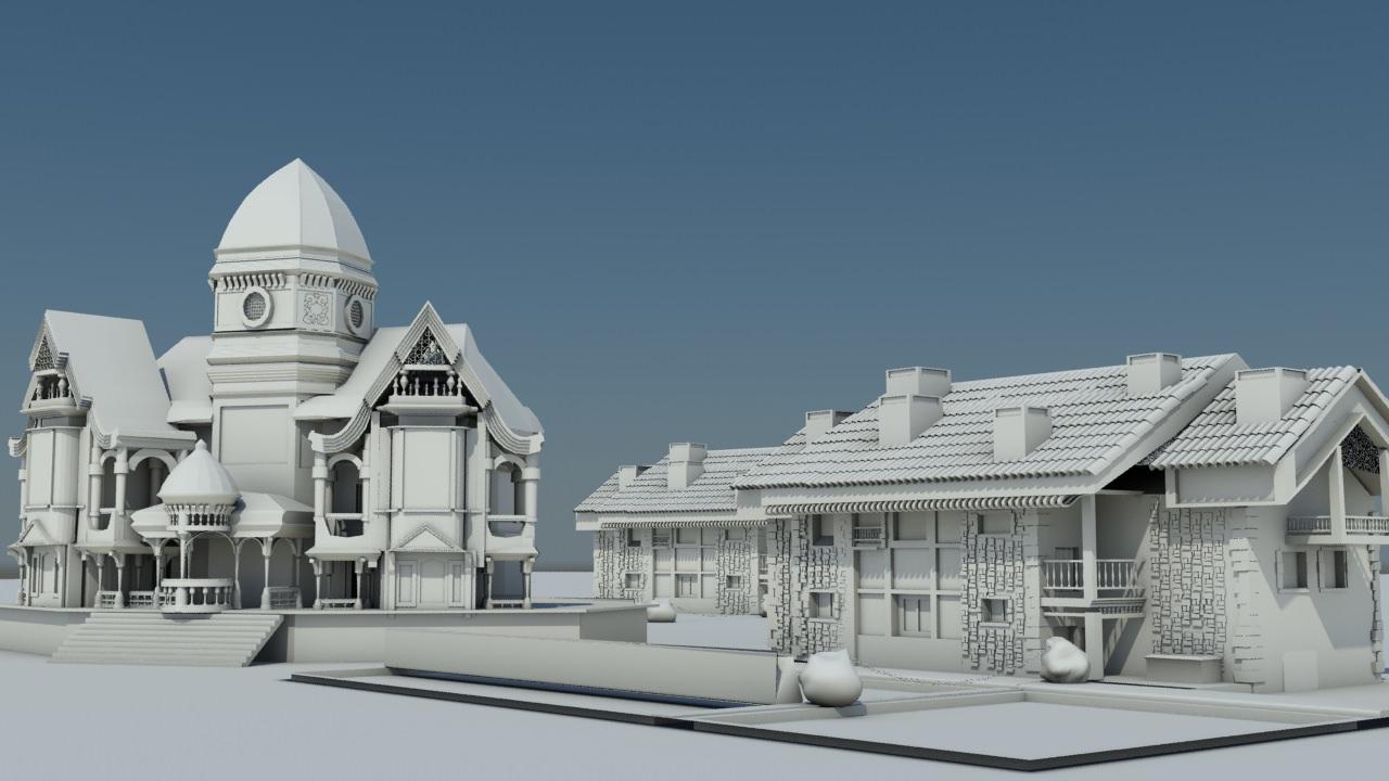 Kết quả hình ảnh cho model 3d maya