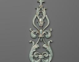 vertical Decor Vertical 3D print model