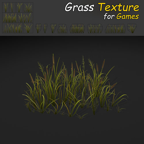 Hand Painted Texture Tutorial Foliage