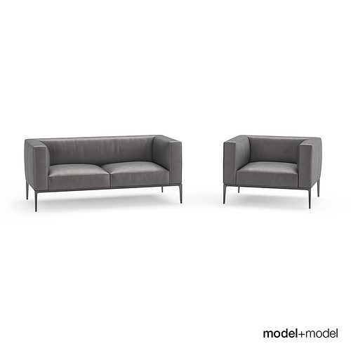 walter knoll sofa corner sofa contemporary leather 3. Black Bedroom Furniture Sets. Home Design Ideas