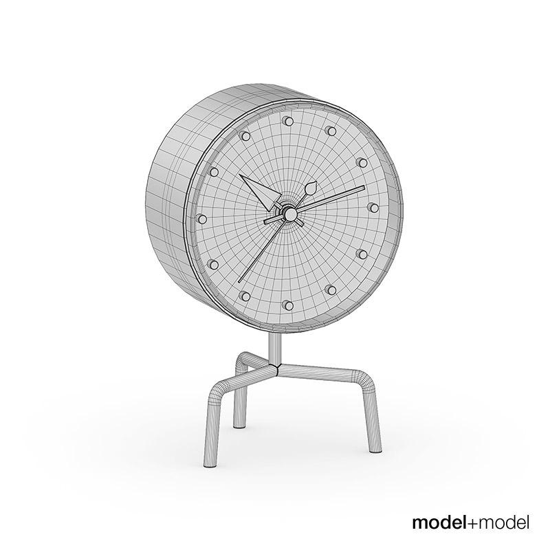 Vitra Nelson Desk Clocks 3d Model Max Obj Fbx Mat 7