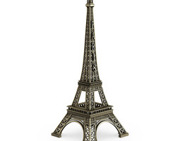Mini Eiffel Tower 3D