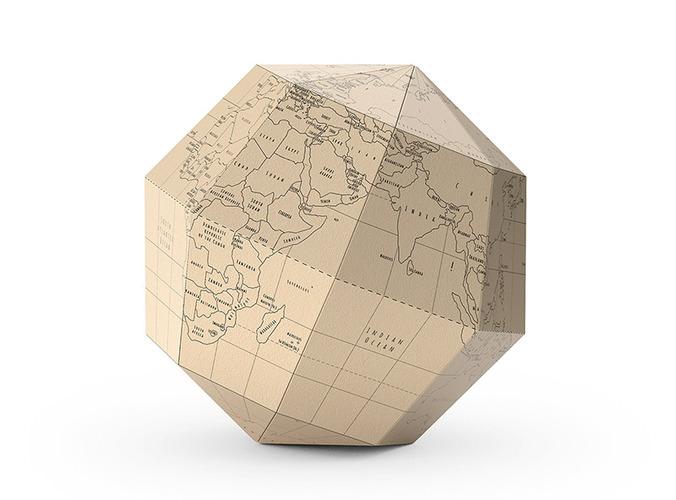 Geografia Paper globe
